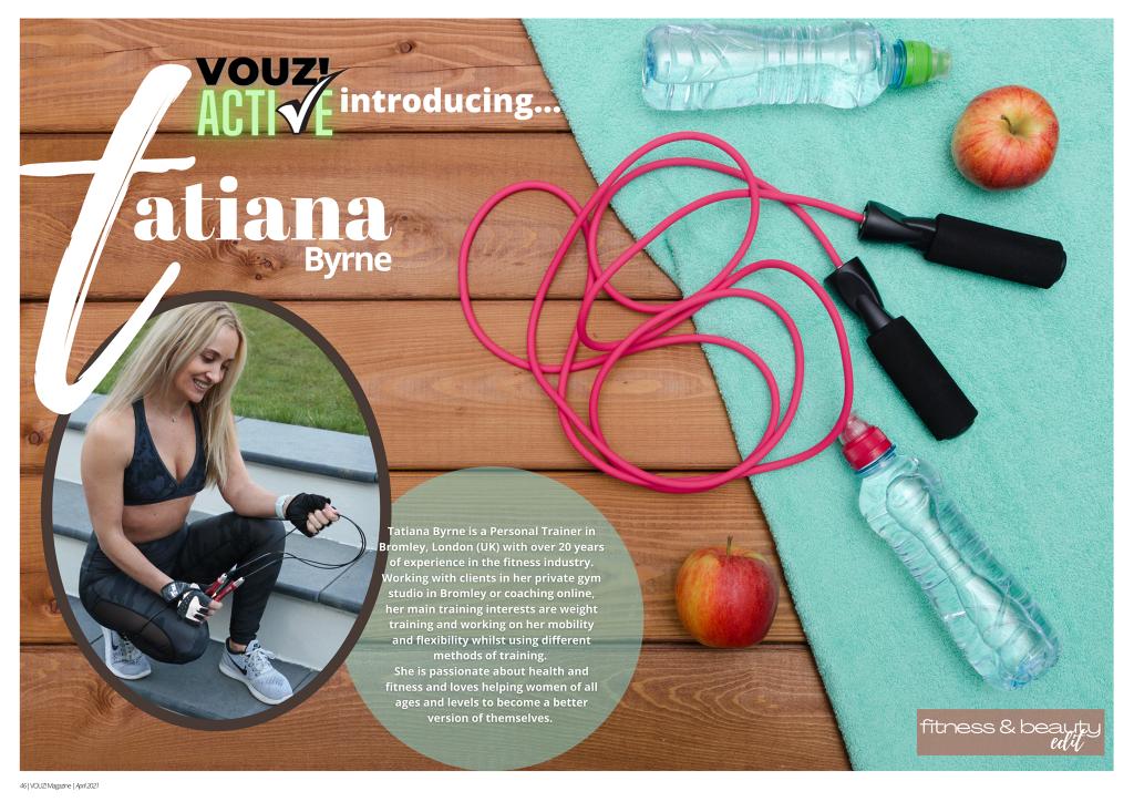 Tatiana Byrne VouzActive! Introduction
